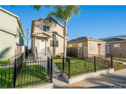 6558 S Van Ness Avenue Los Angeles, CA MLS# DW19021729