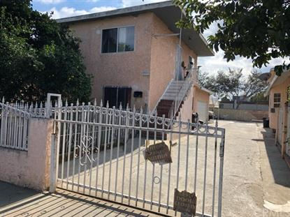 410 E 84th Place Los Angeles, CA MLS# DW19026280