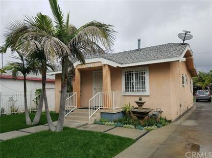 443 W 83rd Street Los Angeles, CA MLS# DW19026736