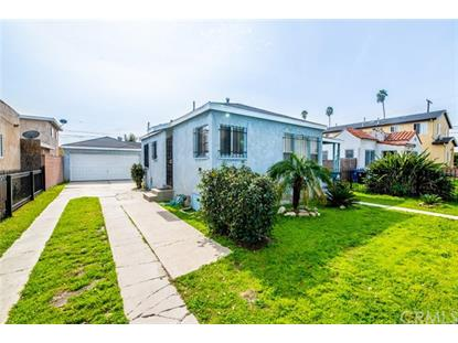 620 E 80th Street Los Angeles, CA MLS# DW19026880