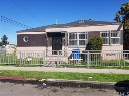 745 W 78th Street Los Angeles, CA MLS# DW19033979