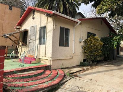 3621 Flora Avenue Los Angeles, CA MLS# DW19035473