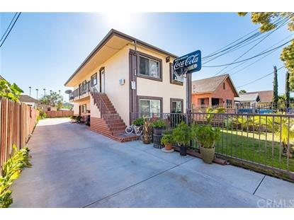 1124 W 38th Street Los Angeles, CA MLS# DW19037965