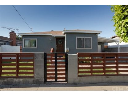 4915 W 110th Street Inglewood, CA MLS# DW20146202