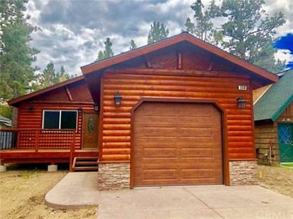 336 E Mountain View  Big Bear, CA MLS# EV19138323