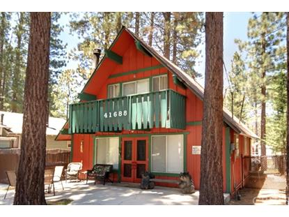 41688 Mcwhinney Lane Big Bear, CA MLS# EV19138961