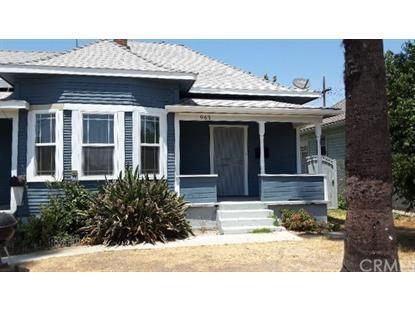 4166 Wadsworth Avenue Los Angeles, CA MLS# IG18286698