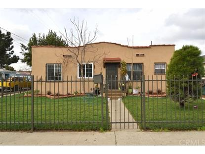 6419 Bonsallo Avenue Los Angeles, CA MLS# IG19025200