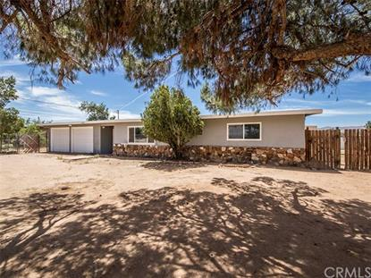 22931 Lucilla Road Apple Valley, CA MLS# IG19119391