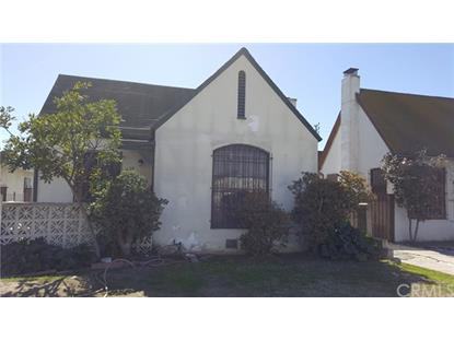 434 W 99th Street Los Angeles, CA MLS# IN18204249