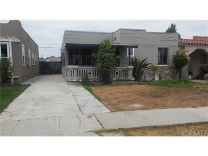 7307 Dalton Avenue Los Angeles, CA MLS# IN18258787