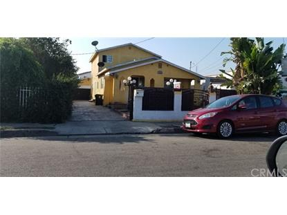 122 W 94th Street Los Angeles, CA MLS# IN18291620