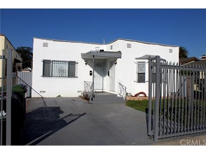 1541 W 59th Street Los Angeles, CA MLS# IN19003586