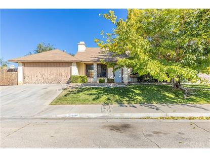 37758 Silk Tree Lane Palmdale, CA MLS# IN19241359