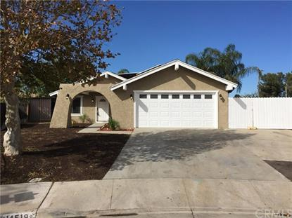 14519 Justin  Moreno Valley, CA MLS# IV17254380