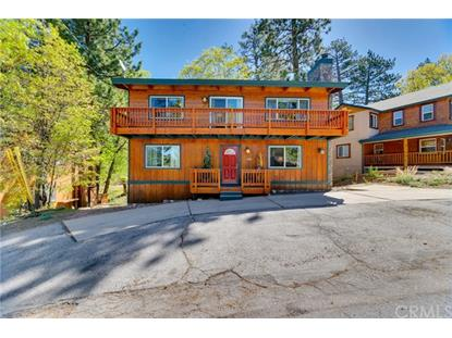 1082 Menlo Drive Big Bear, CA MLS# IV18123706