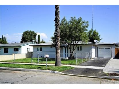 17426 Holly Drive, Fontana, CA
