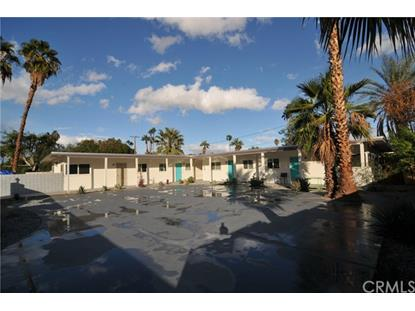 580 S Desert View Drive Palm Springs, CA MLS# IV18285130