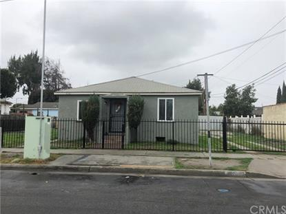 9101 Zamora Avenue Los Angeles, CA MLS# IV19010814