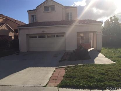 16650 War Cloud Drive Moreno Valley, CA MLS# IV20064345