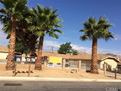 7428 Cherokee Trail Yucca Valley, CA MLS# JT15188414