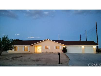4623 Saddlehorn Road 29 Palms, CA MLS# JT16197280