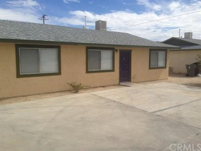 6607 Palo Verde Avenue 29 Palms, CA MLS# JT17011564
