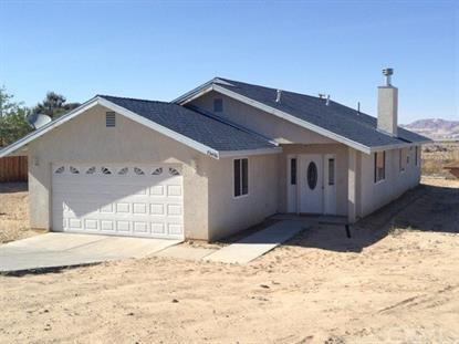 73470 Two Mile Road 29 Palms, CA MLS# JT17141068