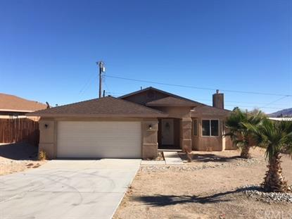 5953 Lupine Avenue 29 Palms, CA MLS# JT17165462