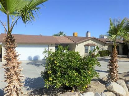 74786 Sunrise Drive 29 Palms, CA MLS# JT17172942