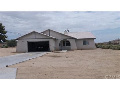 6317 El Rey Avenue 29 Palms, CA MLS# JT17180717