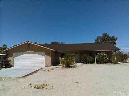 74342 Cottonwood Drive 29 Palms, CA MLS# JT17203364