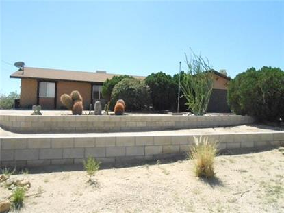 73433 Desert Trail Drive 29 Palms, CA MLS# JT17219154