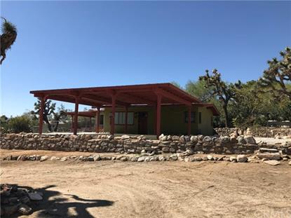 56031 Sunnyslope Drive, Yucca Valley, CA