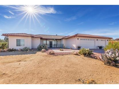 60845 Pueblo Trail, Joshua Tree, CA