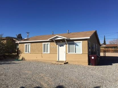 5656 Mariposa Avenue 29 Palms, CA MLS# JT18272462