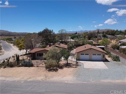 61884 Terrace Drive Joshua Tree, CA MLS# JT19127252