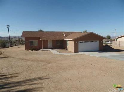 60442 Pueblo Trail Joshua Tree, CA MLS# JT19127739