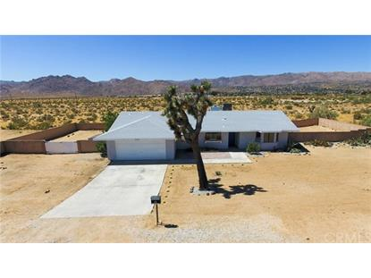 62155 Crestview Drive Joshua Tree, CA MLS# JT19132268