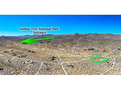 8511 Boarder Avenue Joshua Tree, CA MLS# JT19135219
