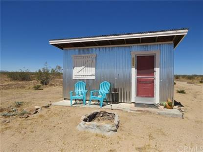 971 Center Street Joshua Tree, CA MLS# JT19139687