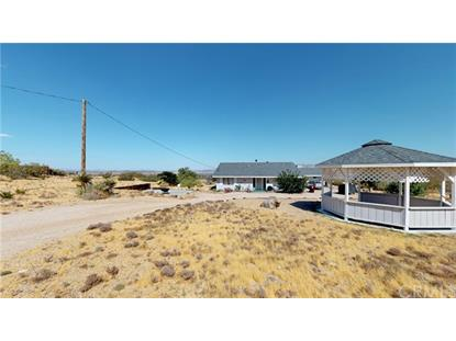 61391 El Coyote Avenue Joshua Tree, CA MLS# JT19141656