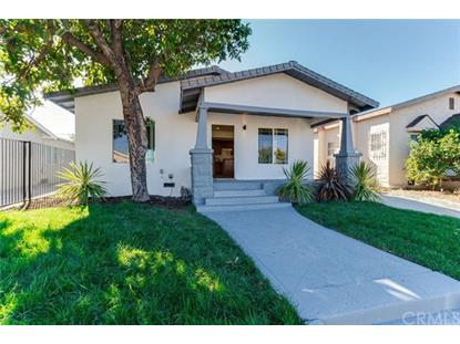 1332 W 74th Street Los Angeles, CA MLS# MB18271374