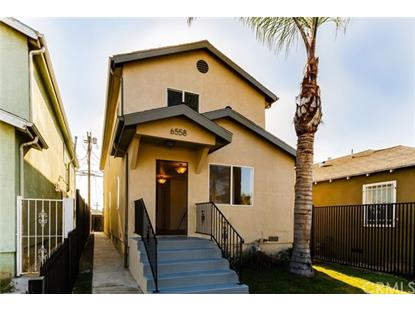 6558 S Van Ness Avenue Los Angeles, CA MLS# MB18292093