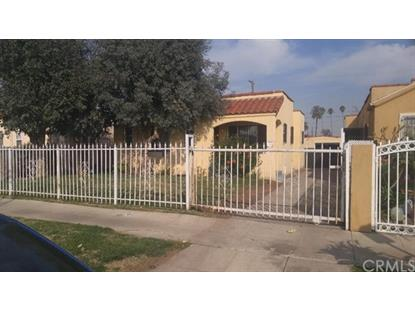 1421 W 62nd Street Los Angeles, CA MLS# MB19024691