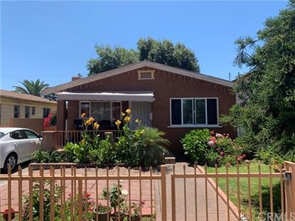 918 W 62nd Place Los Angeles, CA MLS# MB20136649