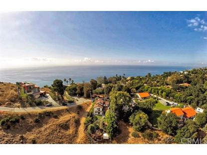 20713 Rockcroft Drive Malibu, CA MLS# MC18003937