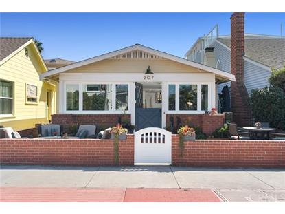 207 E Bay Avenue, Newport Beach, CA