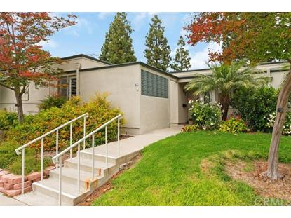 6 Via Castilla  Laguna Woods, CA MLS# OC17108810