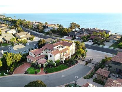 1 Castillo Del Mar  Dana Point, CA MLS# OC17154454